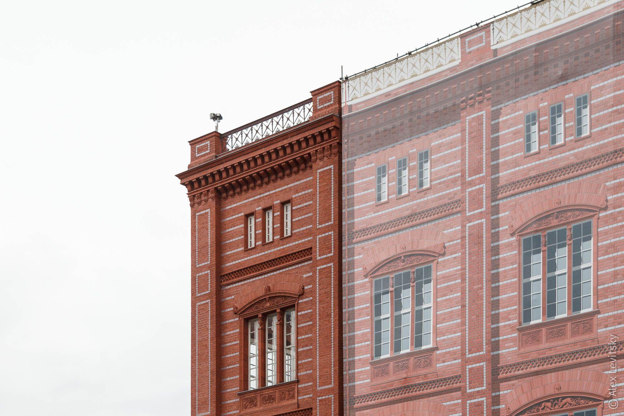 Отношении немцев к культурному наследию и памятникам архитектуры в Берлине. Германия