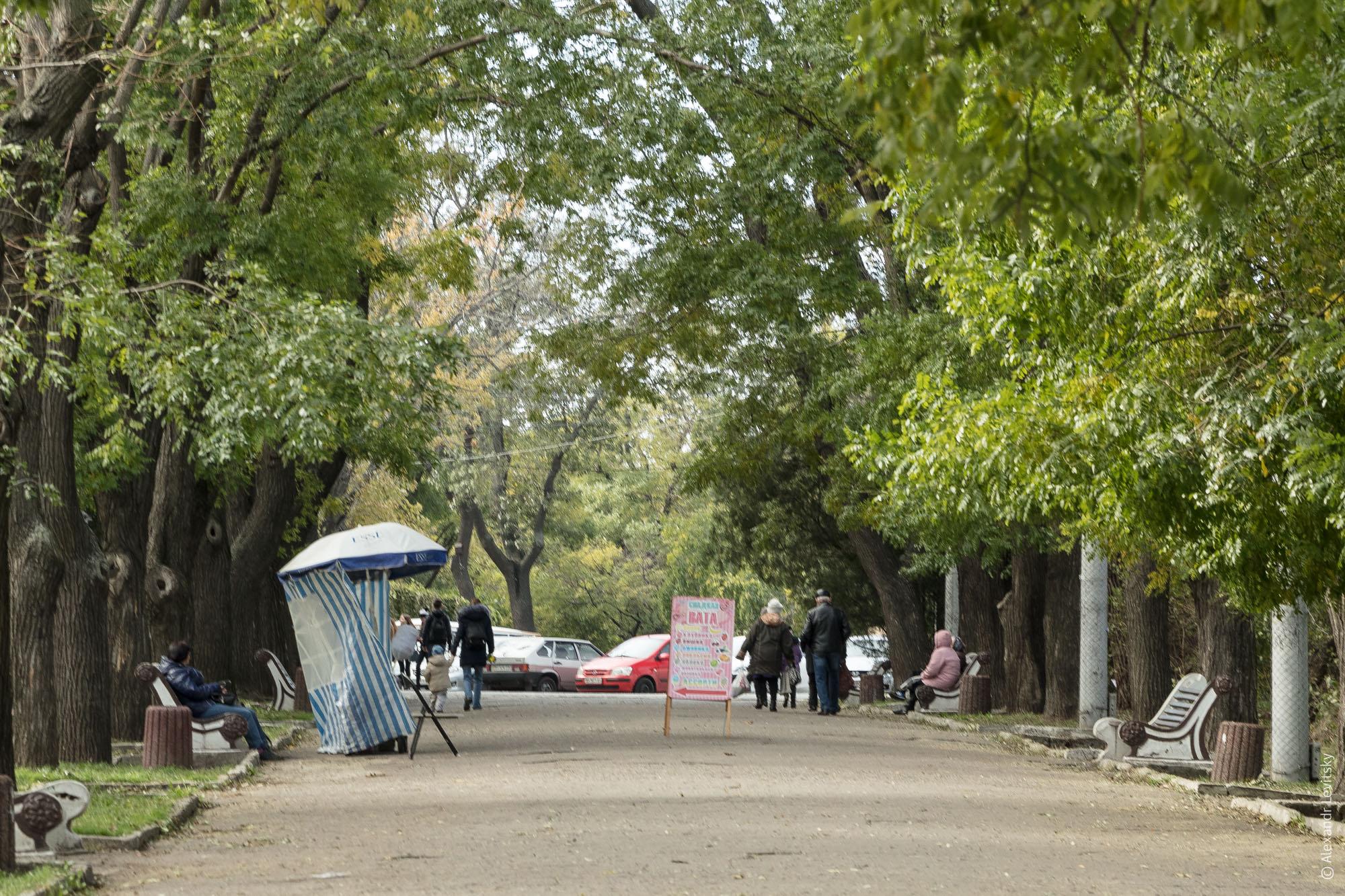 Мимоход в Одессе не дает пройти